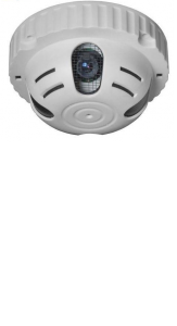 Camara Tipo Sensor De Humo Espia Seguridad Ccd Cctv Sony