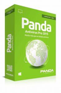 Cd-rom Antivirus Panda Pro 2015 En Español Para 1 Pc Y 1 Año