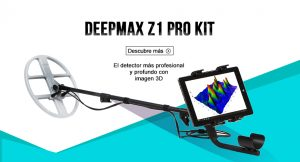 DEEPMAX Z1 PRO KIT - DETECTORES CON IMÁGENES 3D (1)