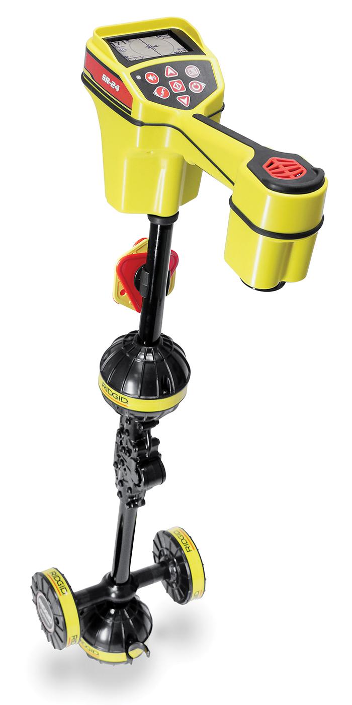 Detector de tuber as trotech sr24 en peru lima cusco - Detector de tuberias de agua ...