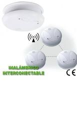 Detector De Humo Inalambrico