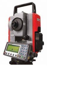 Estación Total Pentax R202ne 2seg - Laser