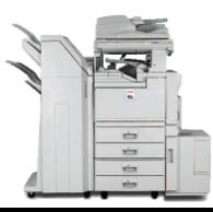 Fotocopiadora Ricoh MP 3500 -LD 335