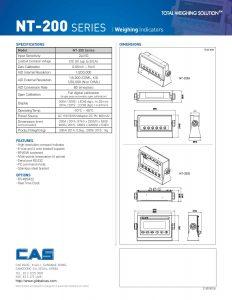 INDICADOR DE PESO CAS - NT201S (6)