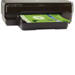 Impresora de tinta HP Officejet 7110