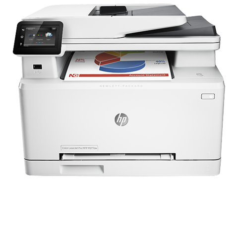 Multifuncional HP LaserJet Pro Color M277dw