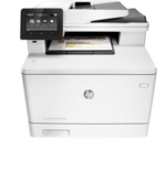 Multifuncional HP LaserJet Pro Color M477fdw
