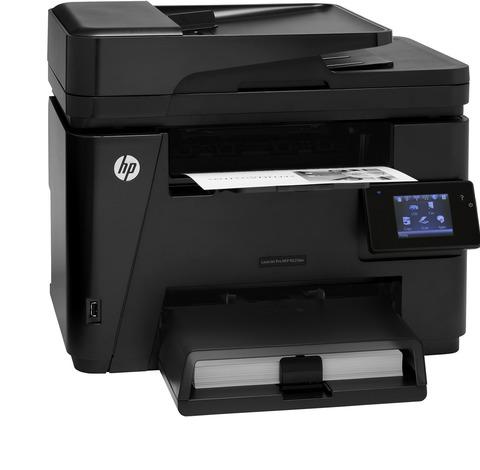 Multifuncional HP LaserJet Pro M225dw