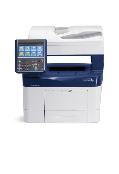 Multifuncional laser Xerox WorkCentre 3655V