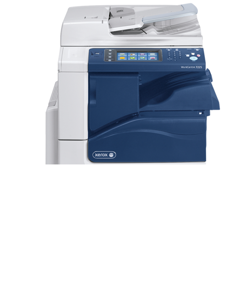 Multifuncional laser a color Xerox WorkCentre 7220V-SW