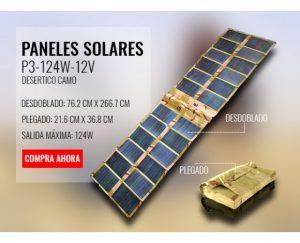 P3-124W 12V PANEL SOLAR DESERTICO CAMO - GLOBAL SOLAR (2)