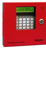 PANEL DE DETECCION DE HUMO SECUTRON SC-MR-2300-LCDR