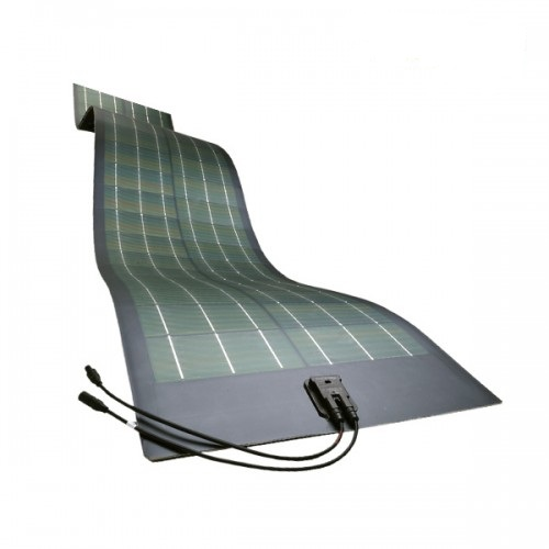 Panel Solar Flexible De 200w Global Solar 4m En Peru