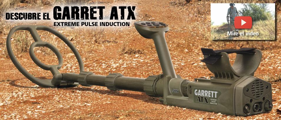 DETECTOR DE METALES GARRETT - ATX PRO (2)