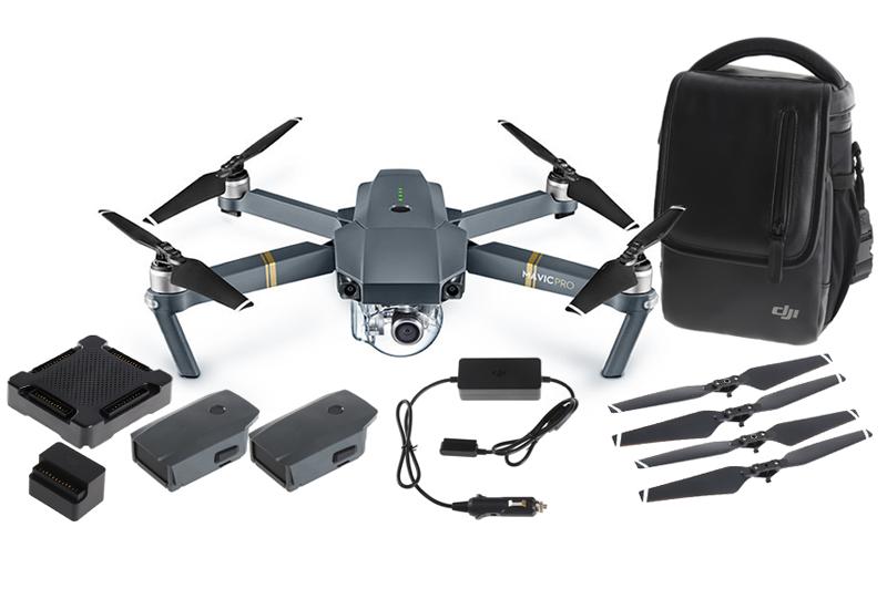 DRON DJI - MAVIC PRO (3)