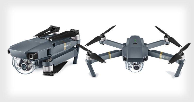 DRON DJI - MAVIC PRO (4)