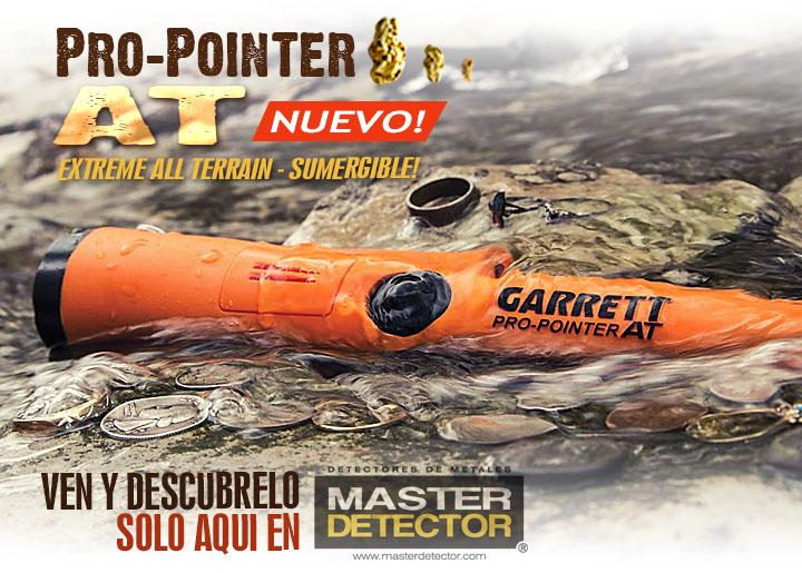 PRO-POINTER AT - DETECTOR DE MONEDAS GARRETT (5)