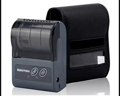 Impresora Termica Portatil Con Bluetooth E Inalmabrica