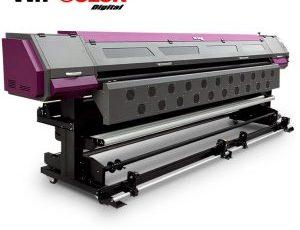 Impresora Plotter  Eco Solvente